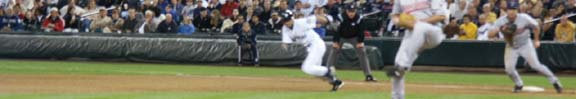 Ichiro is off!